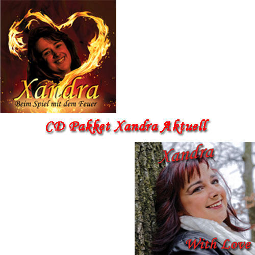 CD Pakket Xandra Aktuell